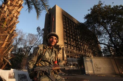 L'Égypte veut en finir avec l'ancien système