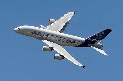Fissures : une centaine d'Airbus A 380 inspectés