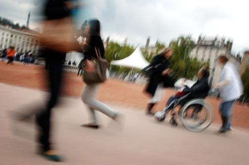 Handicap : des villes sont plus accessibles que d'autres