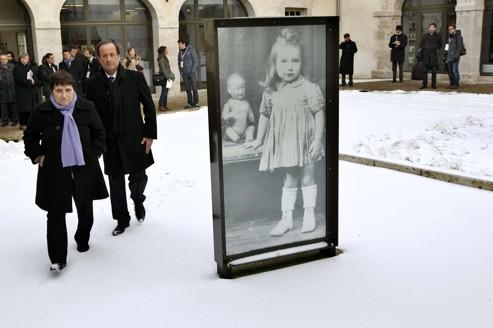 Éducation: Hollande devant son public