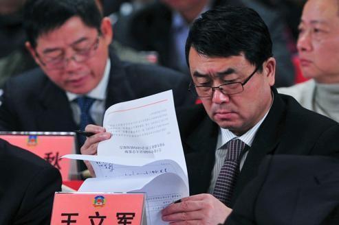 L'étrange «surmenage» d'un chef de la police chinoise