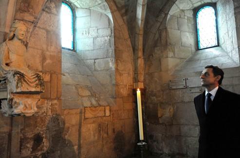 Le chef de l'État célèbre le 600e anniversaire de la naissance de Jeanne d'Arc, vendredi 6 janvier.