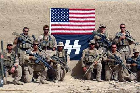 Des Marines photographiés devant un drapeau nazi 21aeeb3e-53f2-11e1-9762-805b0f526fb3-493x328