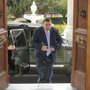 La coalition au pouvoir en Grèce s'effrite
