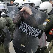 La Grèce se révolte contre le plan d'austérité