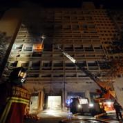 Marseille : incendie à La Cité radieuse