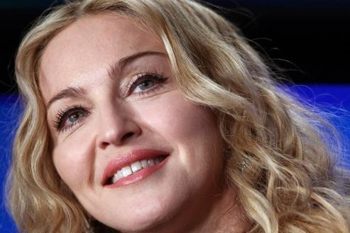 Madonna, bientôt en guest dans Glee