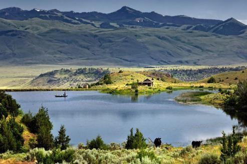 Montana, voyage au pays des rivières