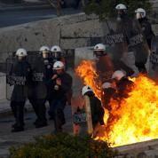 Colère à Athènes contre le plan d'austérité