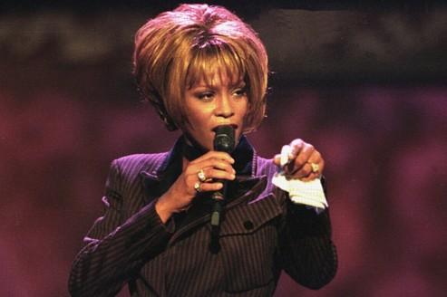 Le Figaro - Culture : La chanteuse américaine Whitney Houston est ...