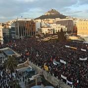 Rigueur : le pouvoir grec face à la rue