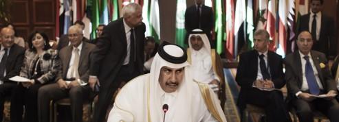Syrie : la Ligue arabe souhaite l'envoi de Casques bleus