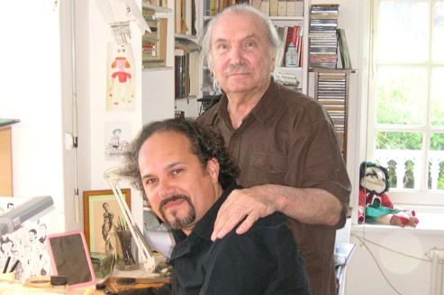 Nicolas Tabary: «Iznogoud, mon frère de papier!»