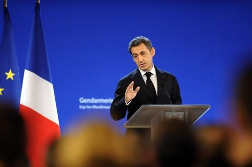 Sarkozy a voulu rassurer les gendarmes