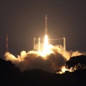 Succès de la petite fusée européenne Vega