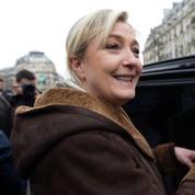 Parrainages : Le Pen «n'appelle pas à l'aide»