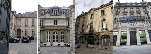 À saisir: l'État vend quatre hôtels particuliers à Paris