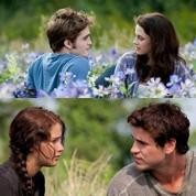 Twilight et Hunger Games se soutiennent