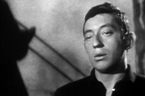 Je suis venu vous dire ,portrait de Gainsbourg en artiste maudit