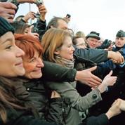 Sarkozyà l'heure de la déclaration