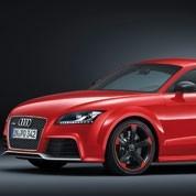 Audi, le TT RS en version Plus
