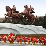 Kim Jong-un exalte sa légitimité dynastique