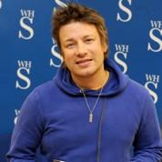 Jamie Oliver trouve des albums de Joy Division