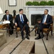 Obama rencontre le vice-président chinois