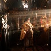Jeu d'espions au mont Athos