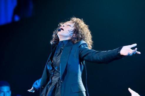 Whitney Houston, sa dernière séance d'enregistrement
