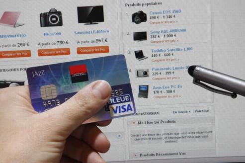 Des pistes pour sécuriser les achats en ligne par carte