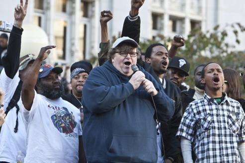 L'esclandre de Michael Moore pour Fahrenheit 9/11