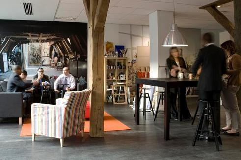 Aménagement des bureaux rime avec bien-être au travail
