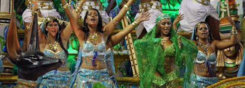Le carnaval de Rio se fournit en Chine