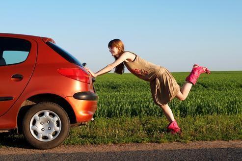 Assurer un véhicule d'occasion