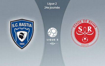 Bastia-Reims en DIRECT