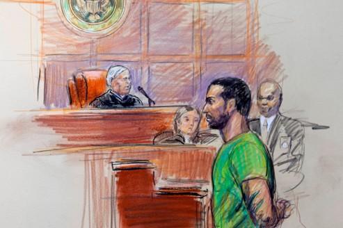 Amine El Khalifi risque la prison à perpétuité.