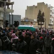 Syrie : la contestation gagne la capitale Damas