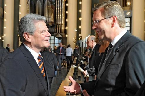 Joachim Gauck, prochain président allemand