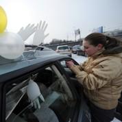 Pro et des anti-Poutine se jaugent en Russie