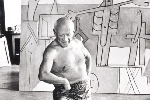 David D. Duncan: «Picasso, mon ami»