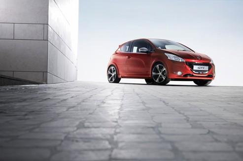 Peugeot 208 GTi Concept: le mythe revisité