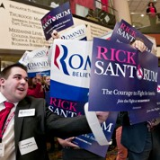 Guerre des «valeurs» entre républicains