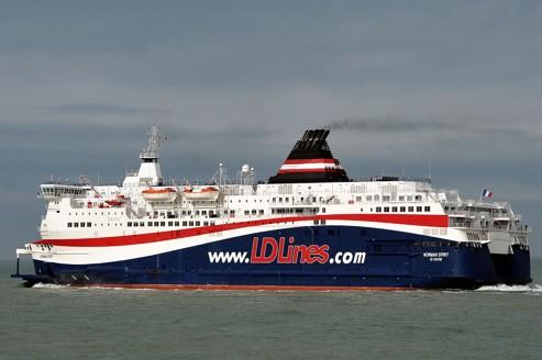 Calais-Douvres: la place de SeaFrance très convoitée