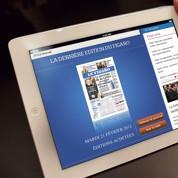 La presse veut une part de la croissance du web