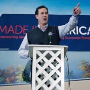 Rick Santorum fait peur à l'état-major républicain