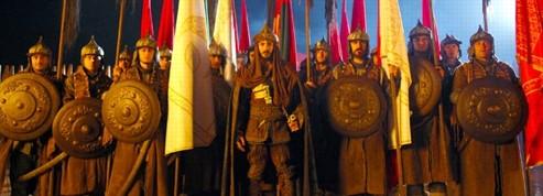 La prise de Constantinople à l'assaut des salles turques