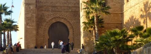 Soleil d'hiver à Rabat