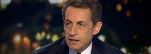 Nicolas Sarkozy défend la «valeur travail»