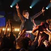 Indochine, deuxième du top album